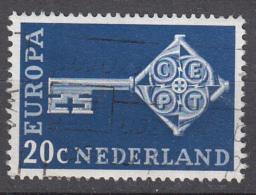 Nederland - Plaatfout 906 PM – Gebruikt/gebraucht/used - Mast 7e Editie 2013 - Plaatfouten En Curiosa