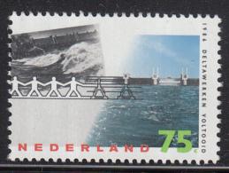 Nederland - Deltawerken - Stormvloedkering - MNH - NVPH 1362 - Bruggen