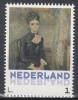 Nederland - Vincent Van Gogh - Uitgiftedatum 5 Januari 2015 - Portretten - Portret Van Léonie Rose Charbuy-Davy - MNH - Netherlands