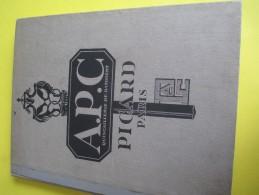Catalogue/Quincaillerie De Bâtiment/PICARDparis/Grand Album  De Prestige/Draeger/OFFEU/SOMME/1926   CAT132 - Boeken, Tijdschriften, Stripverhalen