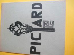 Catalogue De Quincaillerie De Bâtiment/PICARDparis//Ch Bernard/Feuquiére -en-Vimeu/Somme/1951   CAT130 - Catalogi