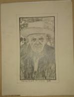 Dessin Au Crayon-Illustrateur -François Poulet (4) - Dibujos