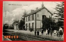 Bény Bocage  - Calvados - La Gare - Chemin De Fer - Enfants - France