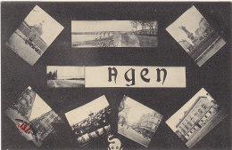 47 - AGEN - Multivues - BE - Agen