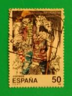 ESPAÑA 1988. USADO - USED. - 1931-Hoy: 2ª República - ... Juan Carlos I