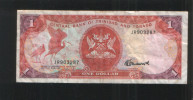 TRINIDAD AND TOBAGO 1 DOLLAR - Egypt