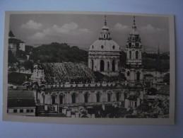 1 Cpa - Czech Republic - Praha Prague (2 Scans) - Czech Republic
