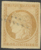 # French Colonies   21,  Used, VF+ Sound   (frco021-1, Michel  18.   [16-ATT - Ceres
