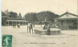 78.MANTES.N°5965.PLACE DE LA LORRAINE - Mantes La Jolie