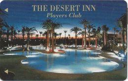Desert Inn Casino Las Vegas, NV - Slot Card (BLANK) - Casino Cards