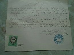D137987.39 -Eva Chrapo - Stephanus ZEISEL 1871 Pest  Hungary    1871 - Verloving