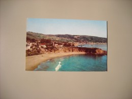 ETATS UNIS CA CALIFORNIA CRESCENT BAY AND COASTLINE LAGUNA BEACH - Santa Ana
