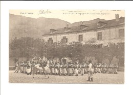 Blida (Compagnie De Tirailleurs Algériens)  (Algérie) - Blida