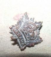 Title Canada - 1914-18