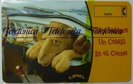 SPAIN - Chip - 1000 Units - Camel II - CP-148 - Mint Blister - Conmemorativas Y Publicitarias