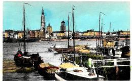 [DC2754] CPA - BELGIO - ANVERS - LA RADE - Non Viaggiata - Old Postcard - Belgio