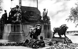 [DC2755] CPA - BELGIO - BRUXELLES TOMBEAU DU SOLDAT INCONNU - Non Viaggiata - Old Postcard - Monumenti, Edifici