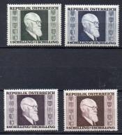 AUTRICHE / OSTERREICH   Timbres Neufs ** De 1946  ( Ref 2946 ) Voir La Description - 1945-60 Ungebraucht