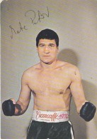 Boxing - Mate Parlov Yugoslavia - Boxe