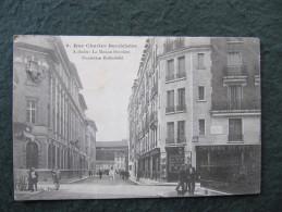 CPA - PARIS - RUE CHARLES BAUDELAIRE - LA MAISON OUVRIERE - Distretto: 16