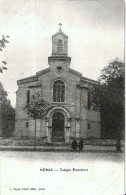 NERAC - Le Temple Protestant - Nerac