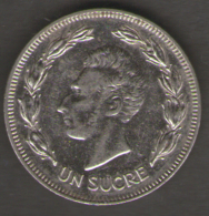 ECUADOR 1 SUCRE 1986 - Ecuador