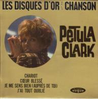 """Petula Clark  """"  Les Disques D'or De La Chanson  """" - Vinyl Records"""