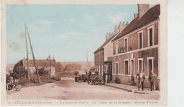 60 - BELLE EGLISE / LA GRANDE ROUTE - LE TABAC ET LE GARAGE FERTON - Autres Communes
