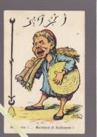 Humour Afrique Du Nord - Chagny - Petit Metier - Marchand De Baillassons - Humour