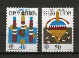 Spain 1989 Europa CEPT MNH (S0885A) - Europa-CEPT
