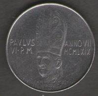 VATICANO 50 LIRE 1969 - Vaticano