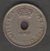NORVEGIA 10 ORE 1925 - Norvegia