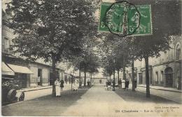 330- CHARTRES - Rue Du Cygne -ed. L. V. - Chartres