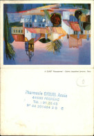 44 - FEGREAC - Petit Calendrier 1987 - Pub De La Pharmacie - Calendars