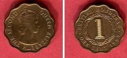 1 CENT 1969  ( KM 37) TTB  2 - Belize
