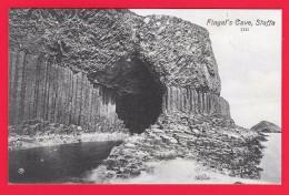 FINGAL'S CAVE STAFFA - Argyllshire