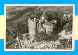 CPM  FRANCE  47  ~  PENNE-D´AGENAIS  ~  N.-D. De Peyragude, Le Sanctuaire, Vue Aérienne - France