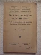 Nantes – Armateurs – Rinchon & De Thulin - Esclavage Et Traite Des Nègres - EO 1956 - Rare - Pays De Loire