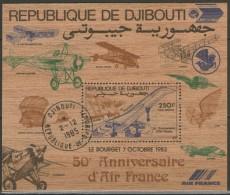 DJIBOUTI: BF.n°2 Oblitéré      - Cote 30€ -