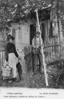 TYPES  LANDAIS   -  Resiniers De Retour Du Travail - Frankreich