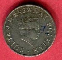 20 SEN  1984  ( KM 12 ) TB  2 - Brunei