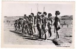 CARTE POSTALE - GUERRIERS MONTAGNARDS  -  1955 - VIET- NAM - Vietnam