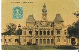 3. - Saigon, Viet Nam - L'Hotel De Ville   City Hall - Vietnam