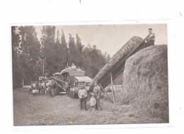 65 - SAINT LEGER : Presse Botteleuse Rivierre- Casalis En Service Chez Messieurs Jouanna , Thème Agriculture, - France