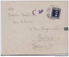 GUERRA CIVIL - DE NAVALMORAL (CACERES) A FRANCIA, CENSURA MILITAR - 1931-50 Brieven