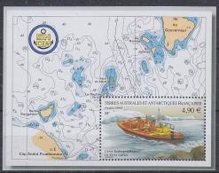 TAAF 2004 Levés Hydrograhiques En Terre Adelie M/s ** Mnh (29569) - Blokken & Velletjes