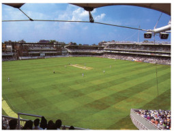 (548) UK - London And Lord´s Cricket Ground - Cricket