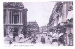 PARIS  LA RUE HALEVY - Frankrijk