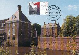 D23044 CARTE MAXIMUM CARD FD 2011 NETHERLANDS - CASTLE AMERONGEN CP ORIGINAL - Kastelen