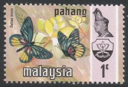 Pahang (Malaysia). 1971 Butterflies. 1c MH SG 96 - Malaysia (1964-...)
